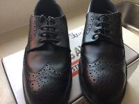 Mens Toesaver work shoes