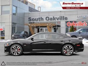 2012 Dodge Charger SRT8 | BREMBO BRAKES | HEATED LEATHER & SUEDE Oakville / Halton Region Toronto (GTA) image 3