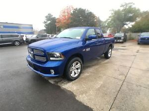 2017 Dodge Ram 1500 STOP!! DO NOT BUY USED! BRAND NEW SPORT, QUA
