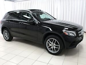 2018 Mercedes Benz GLC GLC300 4MATIC AWD SUV