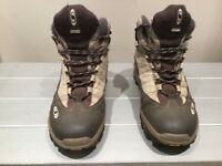 Ladies Salomon Walking Boots
