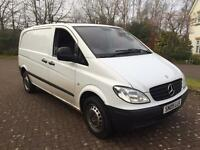Wanted Mercedes Benz Vito sprinter any year or condition top cash prices