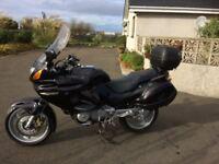 Honda Deauville, 1999, Raspberry Black, 26,000 miles