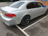 BMW, 7 SERIES, Saloon, 2006, Semi-Auto, 2993 (cc), 4 doors