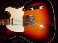 Fender squire classic vybe telecaster