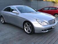 Mercedes CLS 3.0 diesel automatic HPI clear