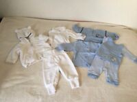 Bundle of baby clothes 0-3 months