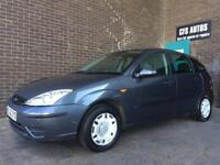 2002 FORD FOCUS LX RARE 1.4 *NEW 12 MONTH MOT*LOW MILEAGE* NEW CLUTCH