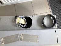Intergraded cooker hood 60cm