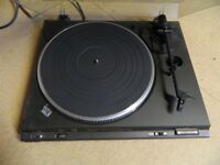 Technics SL BD22D HI FI stereo turntable