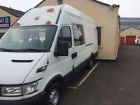 Iveco daily 55 reg 2.3