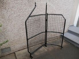 FORD TRANSIT CONNECT HIGH TOP BULKHEAD CAGE
