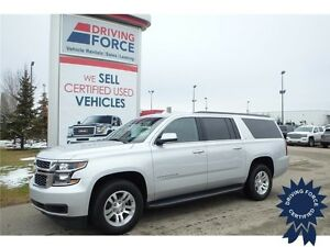 2016 Chevrolet Suburban LT 4x4 - Seats 8, Satellite Radio, A/C