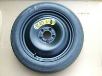 Ford C-MAX SpaceSaver Wheel with Maxxis Tyre T125 80R16