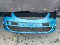 Vauxhall corsa D 2010 2011 2012 2013 2014 front bumper