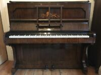 Upright Piano - John Spencer and Co of London c. 1900