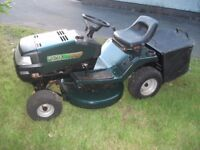 Hayter Heritage 13/30 Ride on Lawnmower mower Garden Tractor Can be seen working Deck solid