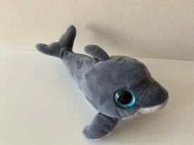 Ty beanie boos dolphin