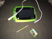 Leappad 2 with charger, pen and game