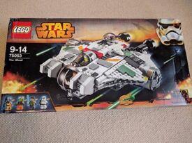 Lego Star Wars Rebels Ghost 75053 BNIB Factory sealed
