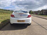 Vauxhall insignia 2.0 (160) vx line nav 2011