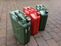 Jerry Cans (3off)