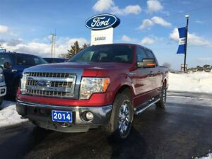 2014 Ford F-150 XLT|302A PACKAGE|NEW TIRES
