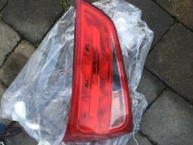 Audi A1 rear light cluster lense
