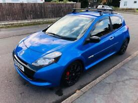 2010 RENAULTSPORT CLIO 2.0 VVT CUP LUX EDITION 70,000 MILES FULL HISTORY