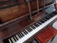Pre-loved piano