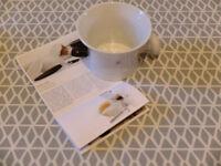 Mühle White Porcelain Shaving Mug