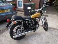 Yamaha YDS 7 Classic Vintage Motorcycle (Very ... Very Rare Machine) Nicest about.