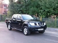 Nissan Navara 2.5 dCi SE 4dr pick up,,,,,,,,£5295 ono