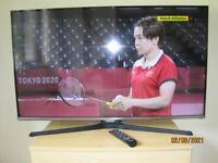 SAMSUNG 40 inch FULL H.D. LED TV. SERIES 5