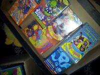 81 videos disney etc childrens