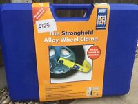 Stronghold Alloy WheelClamp