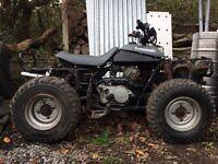 Kawasaki klf 400 quad 4x4