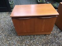 Solid Teak Sideboard Cupboard
