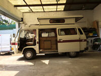 VW T25 AUTO SLEEPER TROOPER 1989, MOT,1.6 TD 5 SPEED READY FOR HOLIDAYS