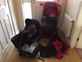 Babystyle Oyster Travel System