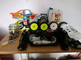Tekno rc 1 8th rc car