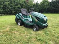 NOW SOLD Hayter Heritage RS82 Ride On Mower