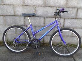 bike peugeot 24''