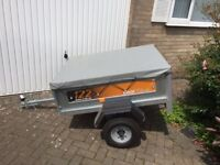 Nearly New Trailer for sale - barely used