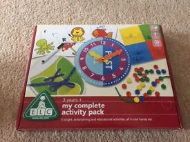 ELC my complete activity pack