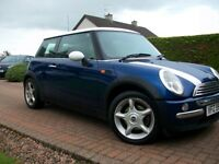 2002 MINI ONE 1.6 ONLY GROUP 5 INSURANCE