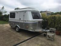 Hymer Eriba Familia 310 GT Touring pop top caravan