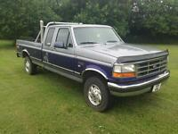 Ford F250 5.8 V8 4x4