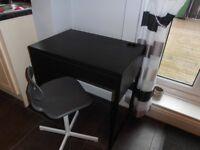 Childrens Desk + Chair