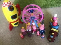 Peppa Pig Toy Sets